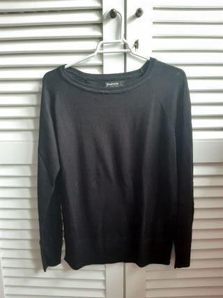 Jersey negro finito