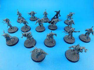 Blood Bowl elfos oscuros
