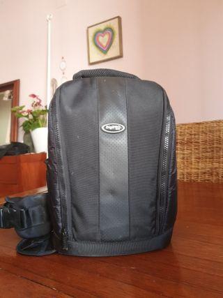 mochila fotogràfica digipro bags.