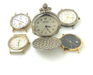 Lote de relojes desguace
