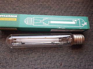 Vendo 2 bombillas HPS con 1 motor + regalos