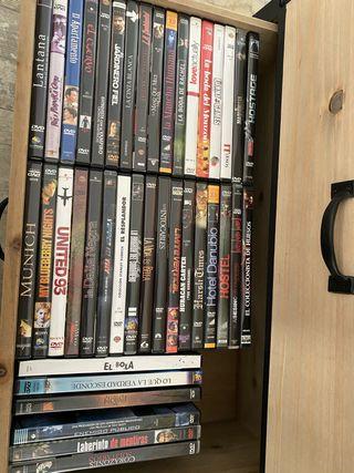 300 películas en DVD