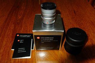 Leica summilux-M 1:1,4/50 mm APSH