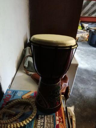 artesanía Guinea Ecuatorial