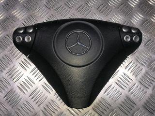 Airbag volante Mercedes Clase C W203