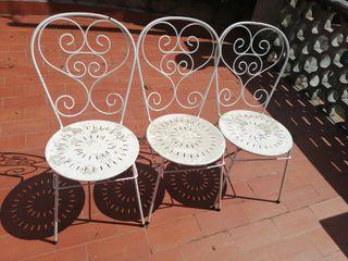 silla para jardin