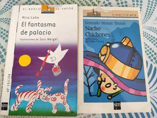 Libros Barco de Vapor serie Blanca