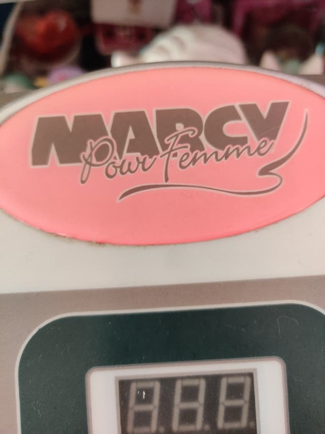 Marcy vibro plate