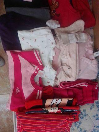 Lote ropa bebe talla 12 meses (80)