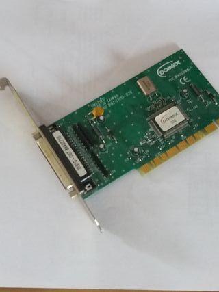 controladora SCSI slot PCI / 25pin