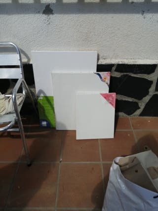 lienzo blancos