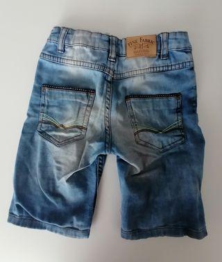 Lote de 4 pantalones niño marca Mayoral Talla 6