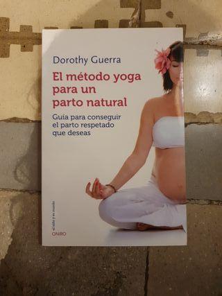 Libro El método Yoga para un parto natural