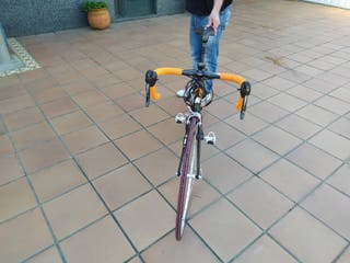 Bici GOKA ONE CARBONO