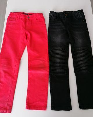 Lote de 2 pantalones MAYORAL Talla 6