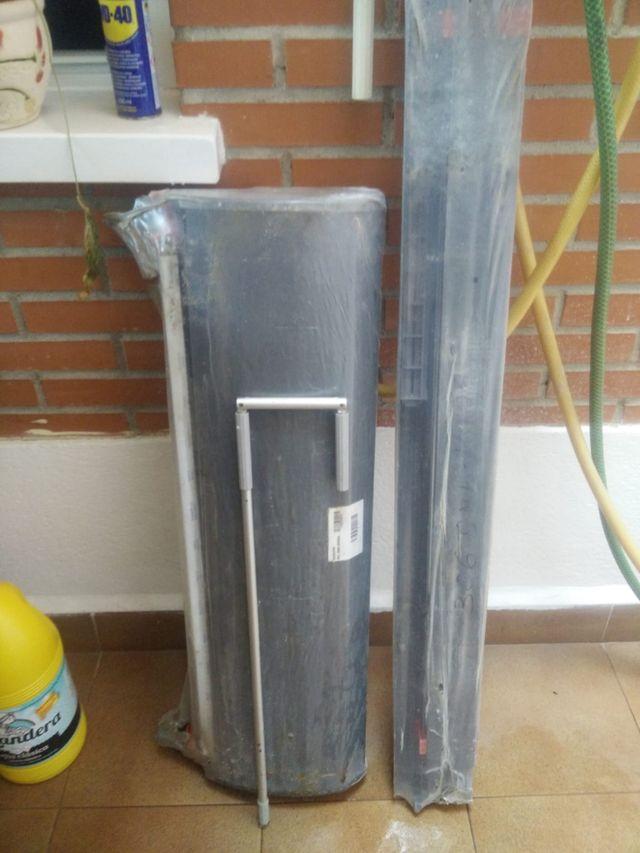 Persiana exterior aluminio Velux