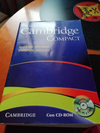 Cambridge diccionario