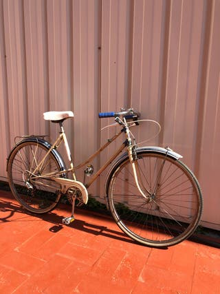 Bicicleta de Paseo, Francesa.