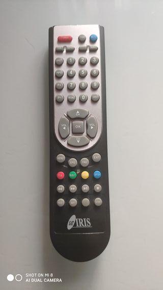 Mando a distancia Decodificador Iris 9600 HD02