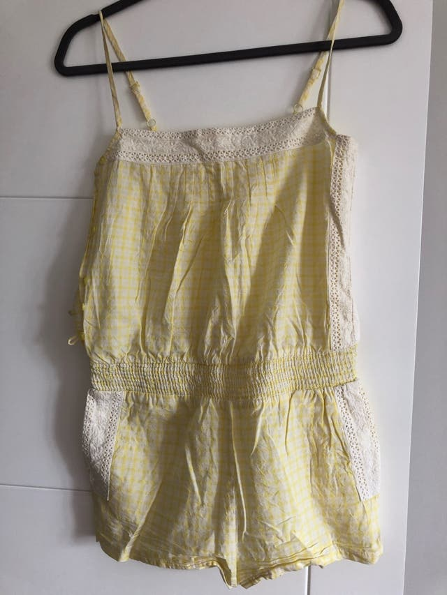 Pijama mono T36