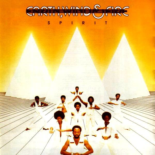 Vinilo - Earth, Wind and Fire - Spirit