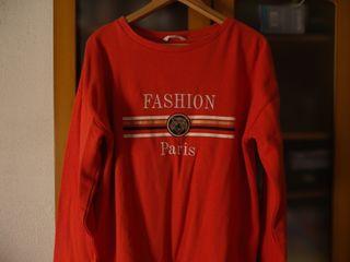 jersey springfield talla L color rojo sin estrenar