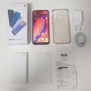 Móvil Xiaomi Redmi Note 8 T 64Gb 4Gb 4Cámaras 48Mp