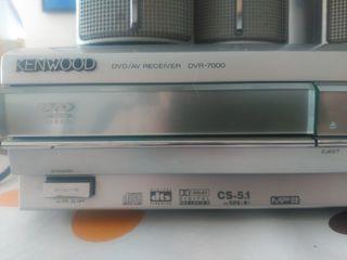 Home Cinema 5.1 Kenwood DVR-7000