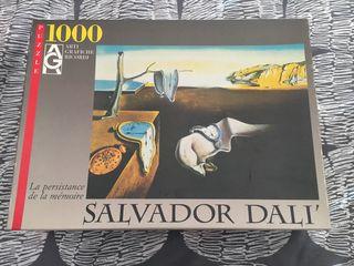 Puzzle Salvador Dalí