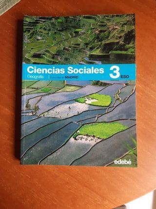 Ciencias Sociales Geografía, 3 ESO