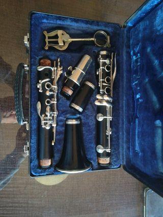 clarinete buffet crampon e11