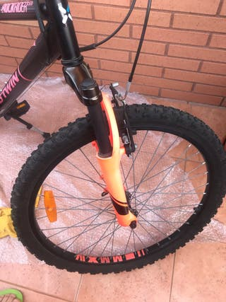Bicicleta niño de 24