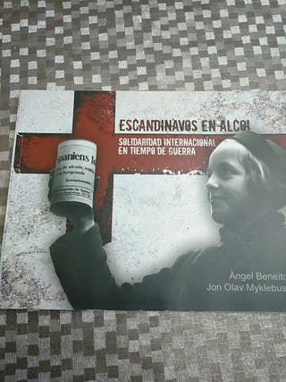 Libro de Alcoy Escandinavos en Alcoy