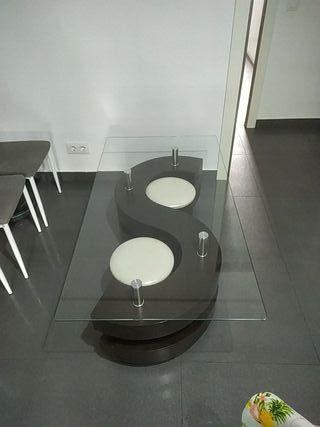 mesa baja de centro modelo S urge