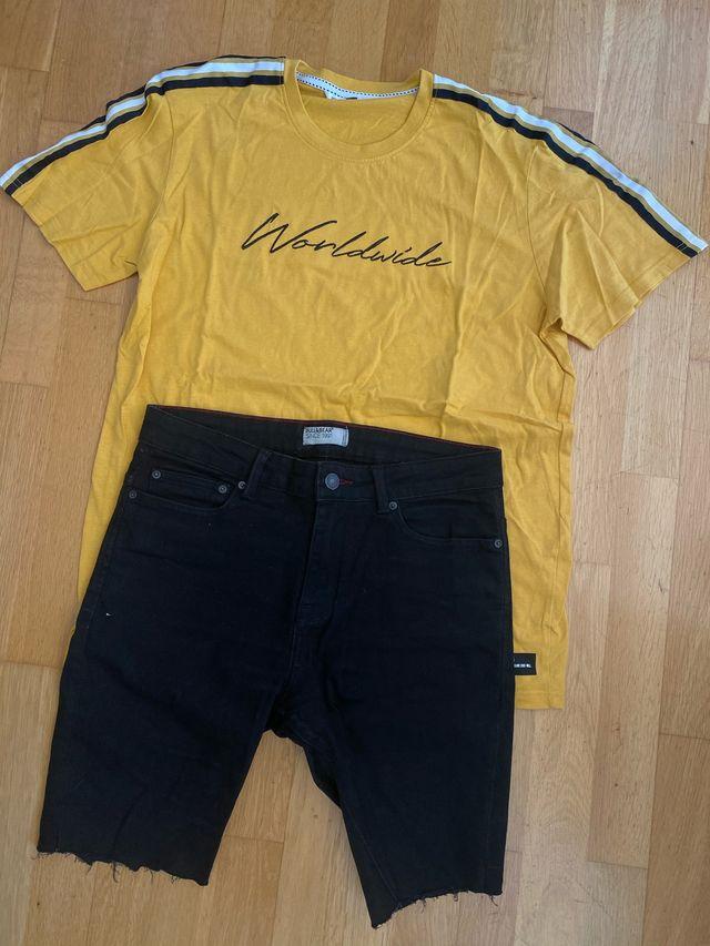 Pack pantalones + camiseta