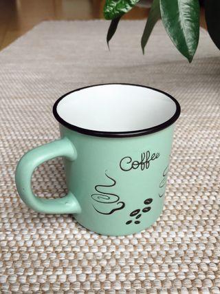 Taza mug estilo vintage