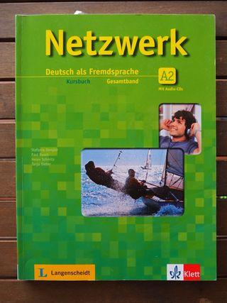 Libro Netzwerk A2 AB+KB