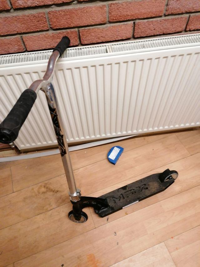 mgp custom stunt scooter
