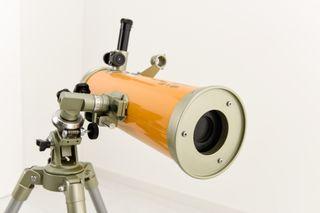 Telescopio astronómico Zeus