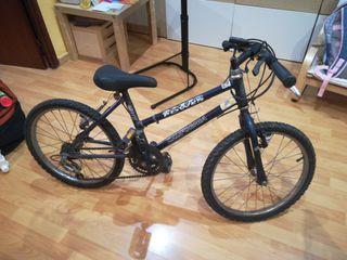 Bicicleta para niño de 8 a 10