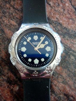 reloj swatch swiss irony