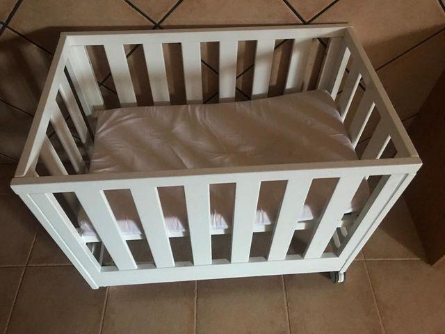 mini cuna bebe