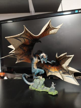 komodo dragón mcfarlane
