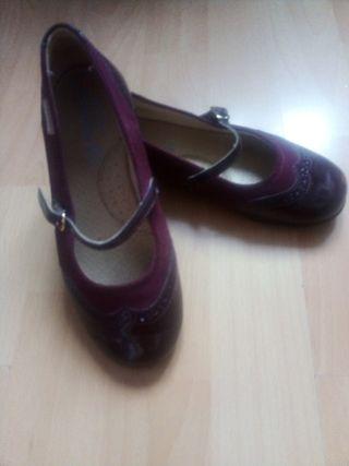 Zapatos merceditas niña Angelitos Talla 31