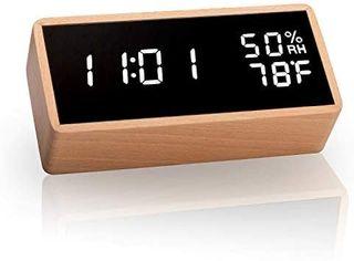 Despertado digital Meross LCD