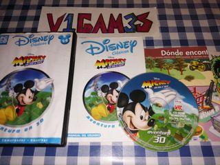 Mickey un día a tope Disney PC
