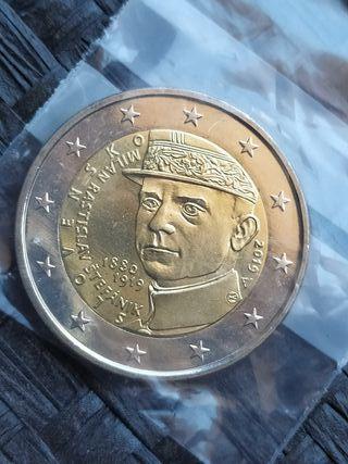 Moneda 2€ Eslovaquia 2019 - Sin circular