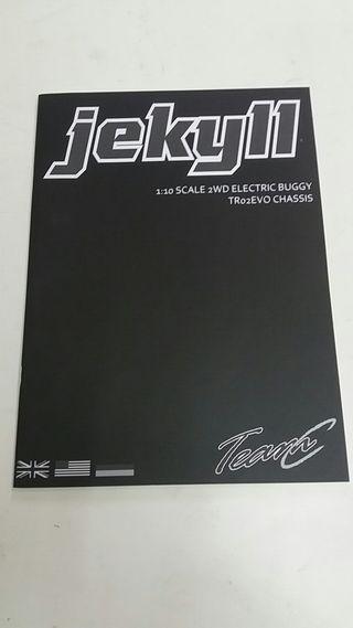 Manual 1/10TT Jekyll
