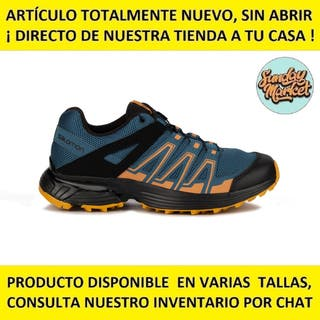 SALOMON Zapatillas de trekking para hombre y mujer