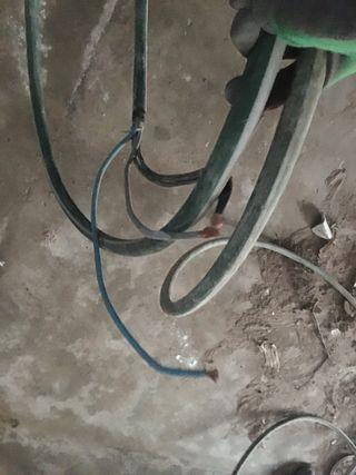 Cables de electricista